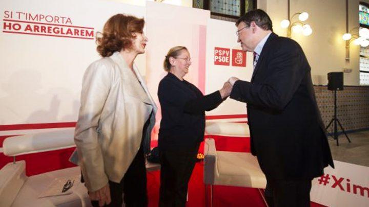 Carmen Alborch acepta encabezar la candidatura del PSPV a la ciudad de Valencia en las próximas elecciones municipales