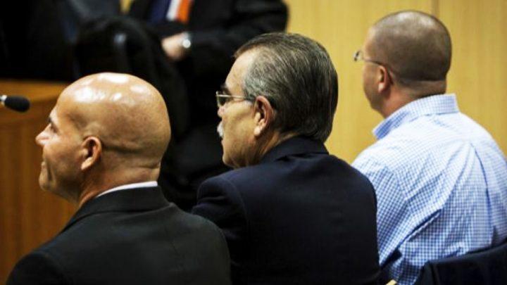 Dictan apertura de juicio e imponen 710000 euros de fianza a los cuatro acusados del espionaje en las cajas