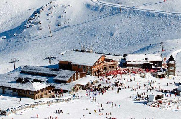 La estación de esquí de Sierra Nevada retrasa su apertura por la climatología adversa